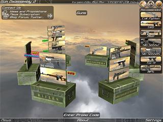 gun disassembly 2 all guns promo code